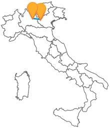 Partite alla scoperta del Nord Italia con il bus tra Brescia e Verona