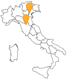 Scoprite il piacere di viaggiare in giro per l'Itali con il pullman tra Padova e Firenze