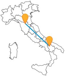 Approfitta delle offerte per i pullman tra Firenze e Potenza