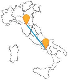 Prenotate subito un biglietto per il bus tra Firenze e Salerno