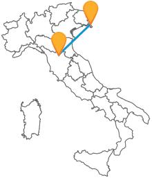 Scoprite le bellezze d'Italia viaggiando in bus tra Firenze e Trieste