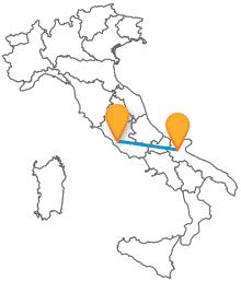 Dal Tavoliere alla capitale: acquistate ora il biglietto del pullman da Foggia a Roma