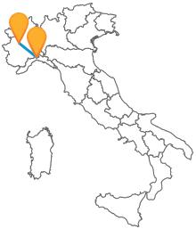 Prenotate un viaggio in autobus da Genova a Torino su busradar.it
