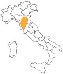 Partite per un tour della Toscana con un bus da Grosseto a Siena