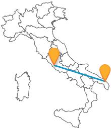 Scoprite tutte le offerte e gli sconti per l'autobus da Lecce a Roma