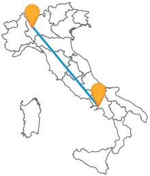 Viaggiare sull'asse nord-sud è semplice con i pullman tra Milano e Napoli