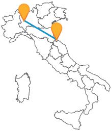 Prenotate le vostre vacanze al mare e non fatevi sfuggire un autobus low cost da Milano a Riccione