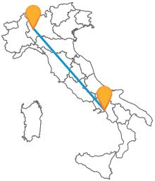 Viaggiate comodamente lungo la penisola grazie ai pullman tra Milano e Salerno