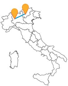 Non perdete l'opportunità di viaggiare con un autobus da Milano a Trento