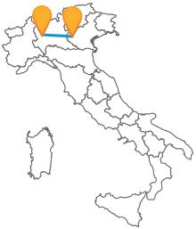 In poche ore sarete a destinazione viaggiando in autobus da Milano a Verona