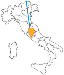 Risparmiare sul prezzo del biglietto con un bus tra Monaco di Baviera e Roma