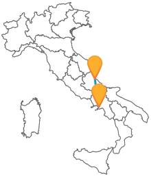 Scegliete un rapido ed economico pullman tra Napoli e Pescara