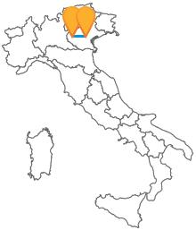 Una gita in Veneto sarà più conveniente utilizzando un autobus da Padova a Verona