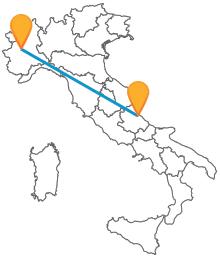 Consultate gli orari degli autobus tra Pescara e Torino ed acquistate i biglietto del pullman