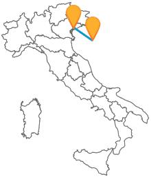 Acquistate un biglietto del bus tra Pola e Venezia e visitate la Croazia