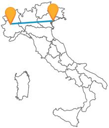 Acquistando un biglietto per il bus da Torino a Venezia scoprirete due città davvero meravigliose da visitare