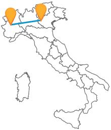 Visitate due città incantevoli grazie agli autobus low cost tra Torino e Verona