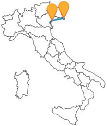 Partite alla scoperta di due splendide città con l'autobus da Trieste a Venezia