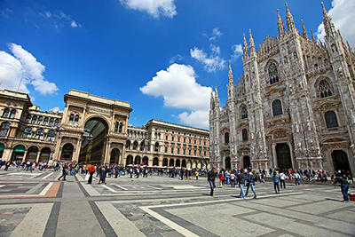 Trovate il vostro autobus da Milano