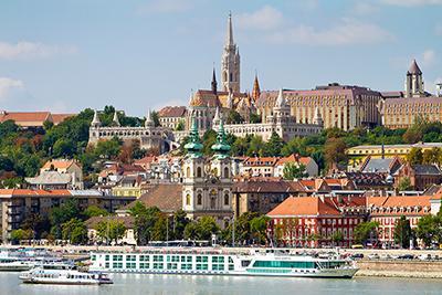 Oraș Budapesta