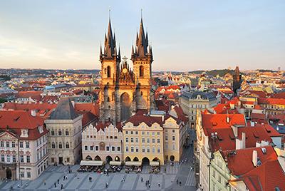 Oraș Praga