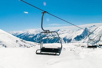 Iarna la Ski
