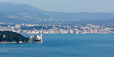 Il Castello di Miramare, Trieste