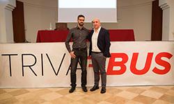 Conferenza stampa di Trivabus. Busradar è presente