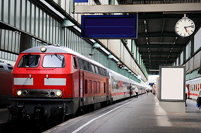 Günstige Bahnfahrten